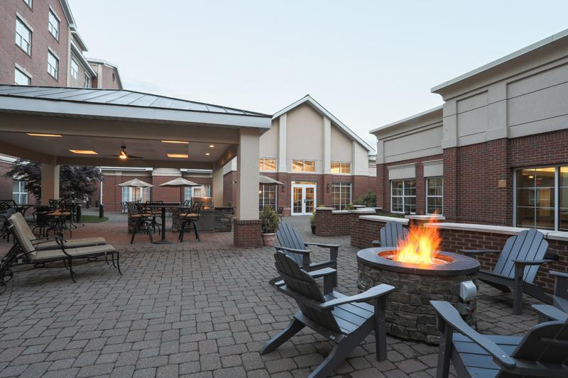 Courtyard-Firepit